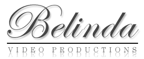 Belinda Video Productions logo, wedding videography, new york